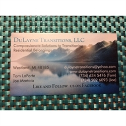DuLayne Transitions, LLC Logo