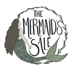 The Mermaid's Sale Logo