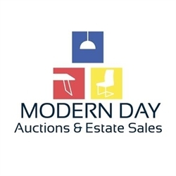 Modern Day Auctions Logo