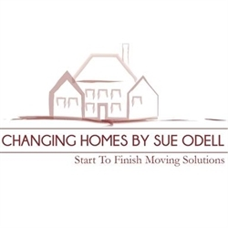 Changing Homes By Sue Odell Logo