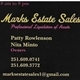 Marks Estate Sales Logo