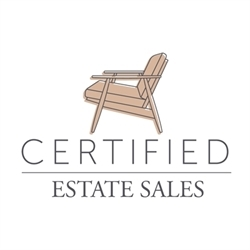 Certified Estate Sales Logo