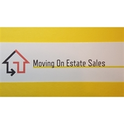 Moving On Estate Sales Logo