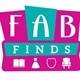 Fab Finds Moving & Estate Sales Logo