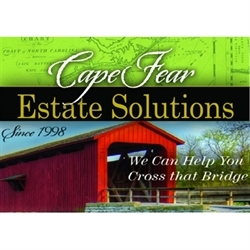 Cape Fear Estate Solutions Logo