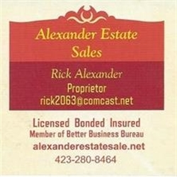 Alexander Estate Sales Logo