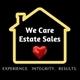 We Care Estate Sales Logo