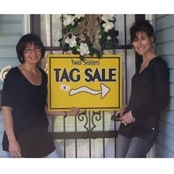 Two Sisters Tag Sales