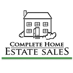 Complete Home Estate Sales Logo
