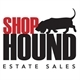 Shop Hound Estate Sales Logo