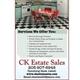 Ck Estate Sales Logo