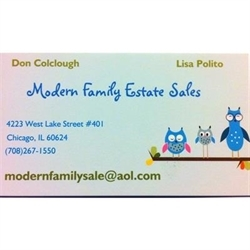 Family Home Estate Sales Logo