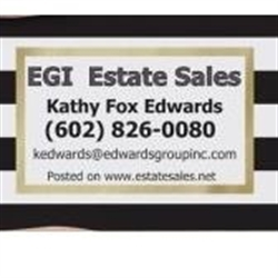 EGI - Estate Sales Logo