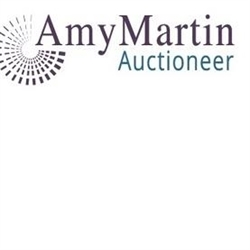 Amy Martin Auctions Logo