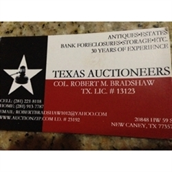 Texas Auctioneers Logo