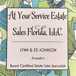 At Your Service Estate Sales Florida, LLC