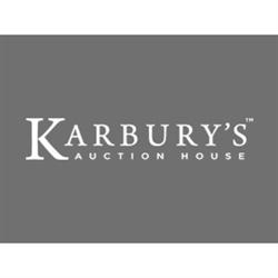 Karbury's Auction House Logo