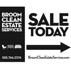 Broom Clean Estate Services Logo