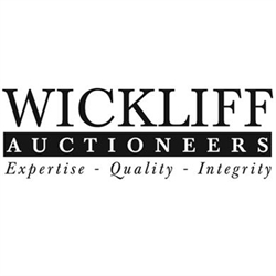 Wickliff & Associates Auctioneers, Inc. Logo