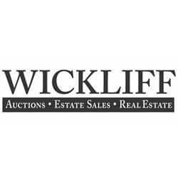 Wickliff & Associates Auctioneers, Inc. Logo