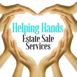 Helping Hands Estate Sales and More Logo