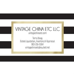 Vintage China, Etc. LLC Logo