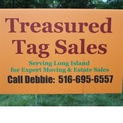 Treasured Tag Sales, Inc. Logo