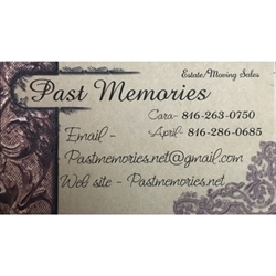 Past Memories Logo
