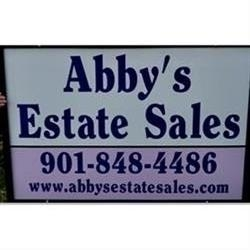 Abby's Estate Sales & Consignments by Sandra Logo