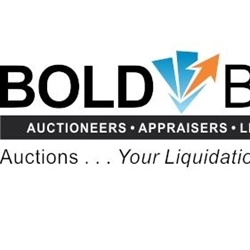 Bold Bids Auctioneers Logo
