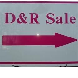 D & R Sales Logo