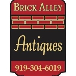 Brick Alley Antiques Logo