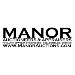 Manor Auctions Logo