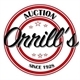 Orrills Auction Logo