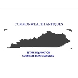 Commonwealth Antiques And Fine Art Logo
