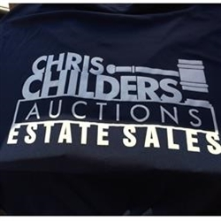 Chris Childers Auctions And Estate Sales Logo