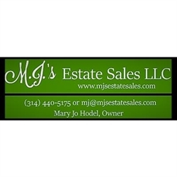 M.J.'s Estate Sales LLC. Logo