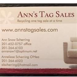 Ann's Tag Sales