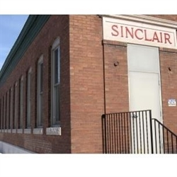 The Sinclair Depot Logo