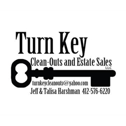 Turn Key Clean-outs And Estate Sales Logo