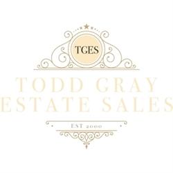 Todd Gray Estate Services Logo