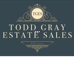 Todd Gray Estate Services Logo
