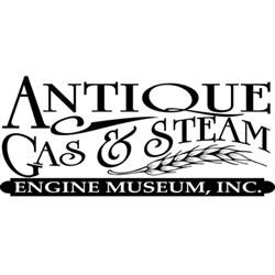Antique Gas & Steam Engine Museum Logo
