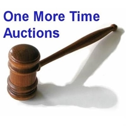 1 More Time Auctions Logo