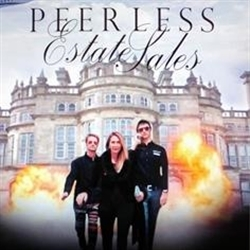PEERLESS Estate Sales Logo