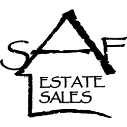 Saf Estate Sales Logo