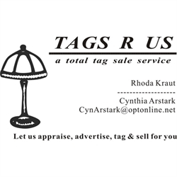 Tags R Us Logo