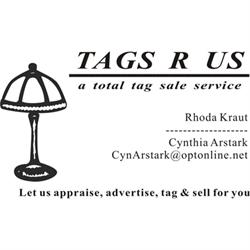 Tags R Us