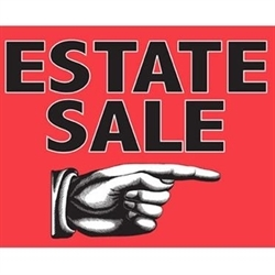 Me & C Estate Sales Logo