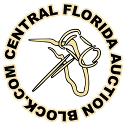 Central Florida Auction Block Logo